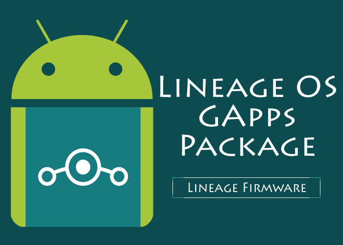 LineageOS Gapps